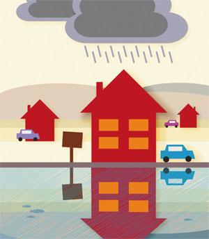 Property market gloom image