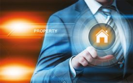 Finger on the property pulse image