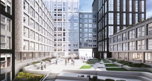 Moda high-tech rental housing image