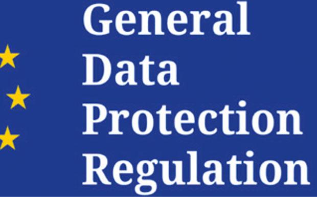 General Data Protection Regulation logo image