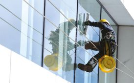 Window cleaner image
