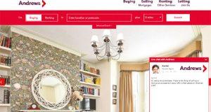 Online valuation website image