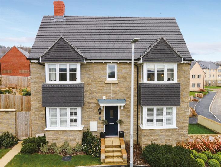 Devon property exterior image property market