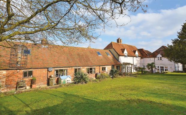 Oxfordshire property exterior image