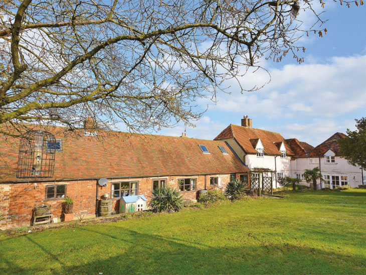 Oxfordshire property exterior image property market