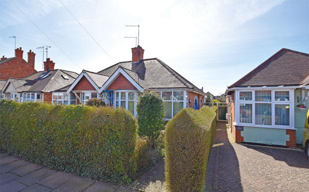 Auction House bungalow image