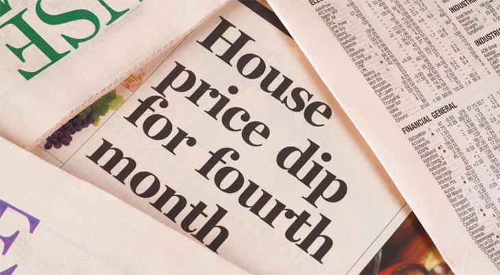 House price headline image
