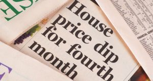House price headline image