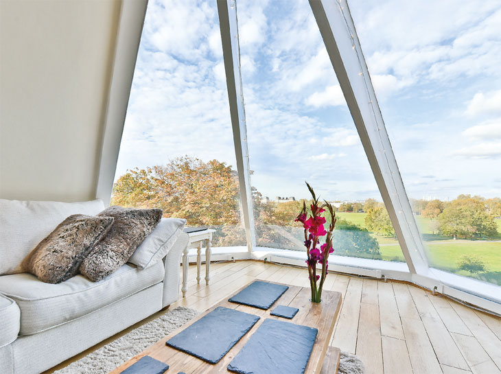 Windmill Drive, South West London, property interior image