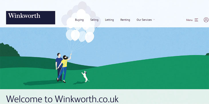 Winkworth website image google