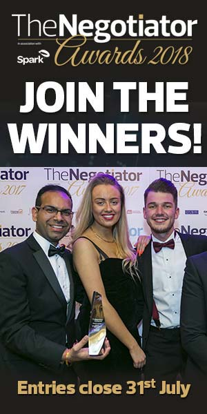 The Negotiator Awards UK Property Industry Awards image
