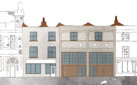 East Street Mews, Bristol, affordable housing image