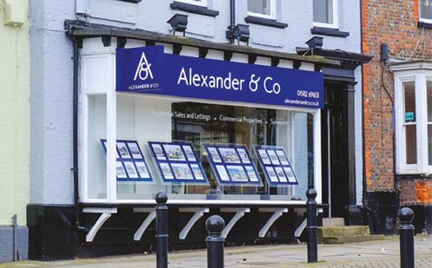 Alexander & Co estate agents image