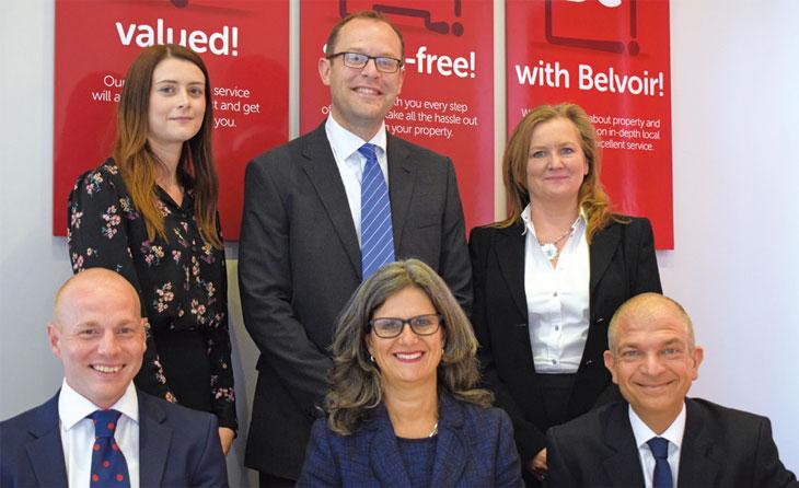 Belvoir - HSBC - image