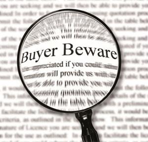 Buyer Beware survey image