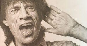 Mick Jagger image