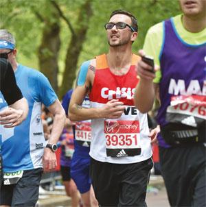 JLL London Marathon image