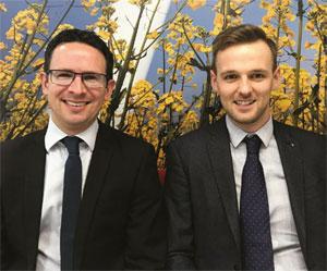 Scott McKenzie & Robbie Elrick JLL image