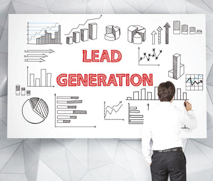 Lead Generation illustration image