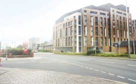 Residential development, Kirkstall Road, Leeds