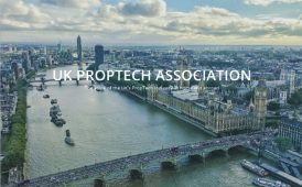 UK Proptech Association London cover image