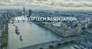 UK Proptech Association London cover image