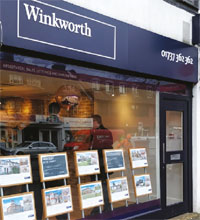 Winkworth office exterior image