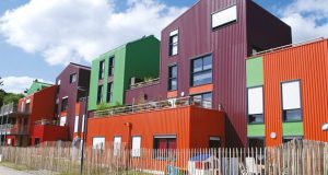 Shipping container homes image