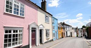 Exeter street image