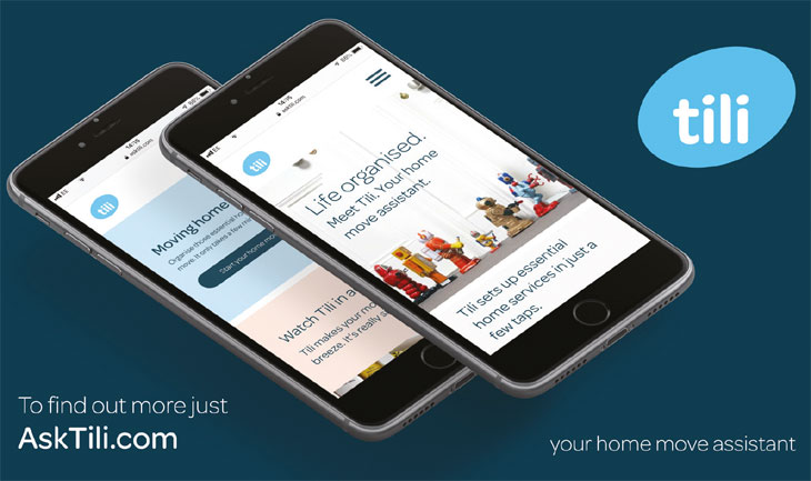 Tili digital home move assistant mobile image