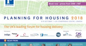 Planning for Housing 2018 image