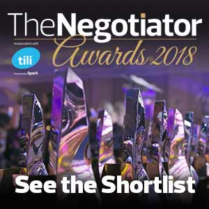 The Negotiator Awards UK Property Industry Awards - See the shortlist image