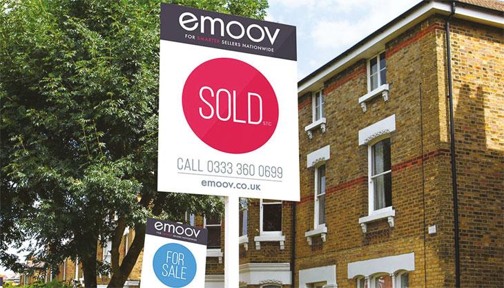 emoov sold signboard image