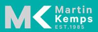 Martin Kemps logo image