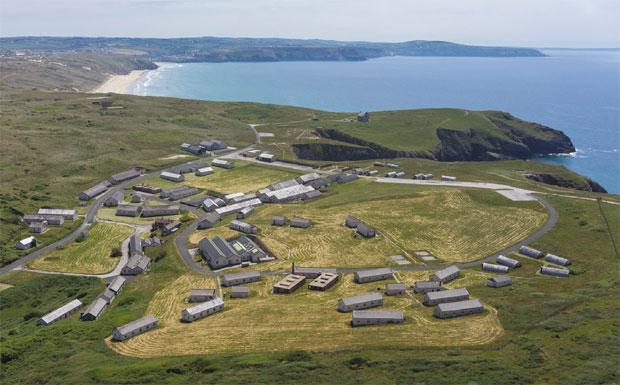 MoD development - Cornwall - image