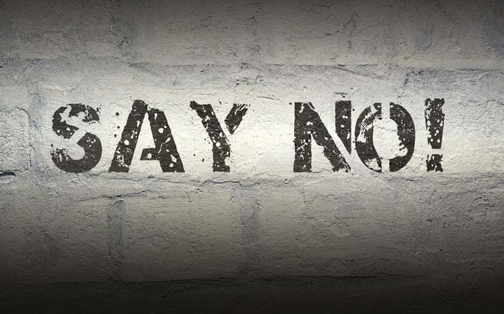 Say No! image