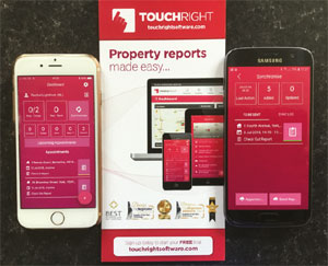 TouchRight mobile technology image