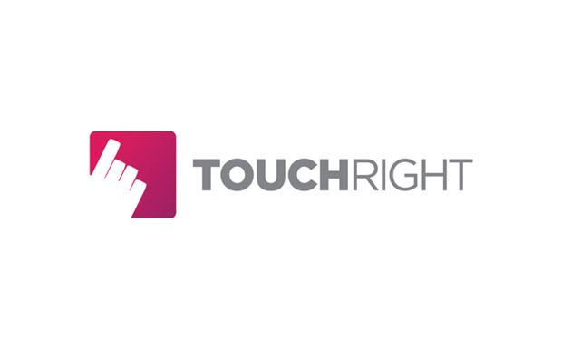 TouchRight logo property reporting estate and lettings agents software proptech