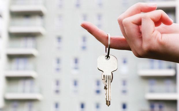 Key to new property image