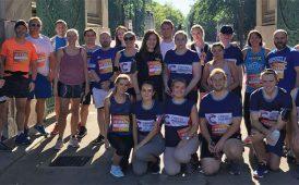 Hamptons International charity run image