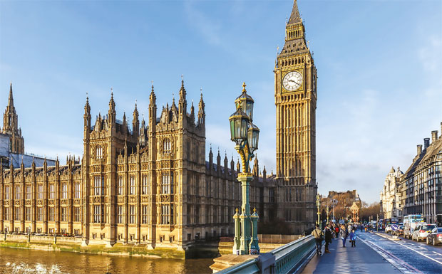 Houses of Parliament - Westminster - image