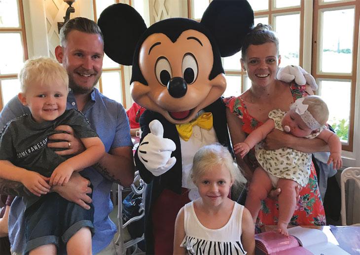 Spicehaart charity - Disneyland - image