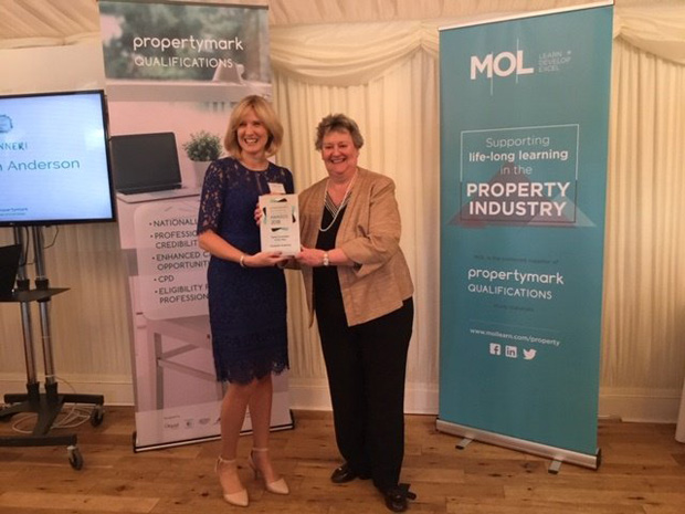 Property Qualifications Awards