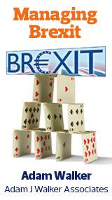Adam Walker Managing Brexit image