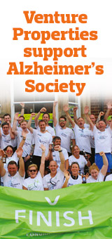 Venture Properties Support Alzheimers Society image