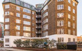 Fire damaged London property image