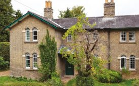 Cheffins' auctioned Grantchester property image