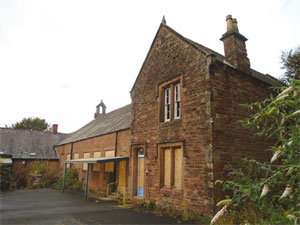Brampton School - Cumbria - auctioned property image