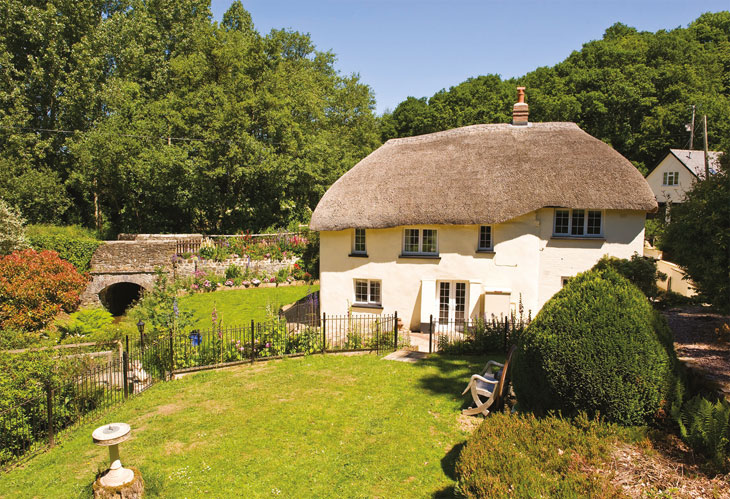 Thatched cottage - dream home - image