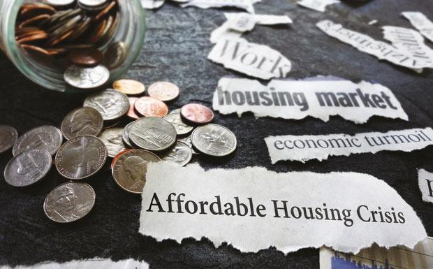 Affordable Housing Crisis image